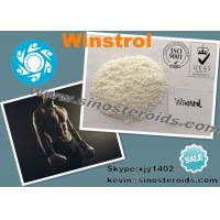 Buy cheap Bodybuilding Stanozolol Winstrol Oral Anabolic Steroid White Raw Powder from wholesalers