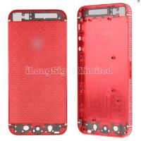 Buy cheap for iPhone 5G battery cover for iPhone 5G Details -red from wholesalers