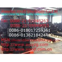 Buy cheap Excavator rubber track from wholesalers