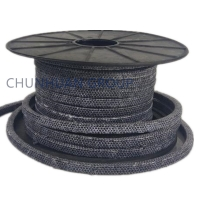 Buy cheap Synthetic Preoxidized Carbonized Ptfe Impregnated Packing from wholesalers