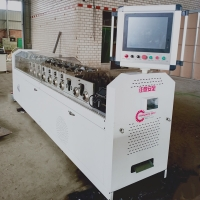 Buy cheap C89 C100 C140 Light Gauge Steel Frameing Villa Roll Forming Machine from wholesalers