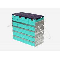 Buy cheap 100Ah Lithium Battery For Electric Bus , Lifepo4 Electric Car Batteries Long Life from wholesalers