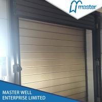Buy cheap Thermal Insulated High Speed Roller Shutter Door for Food Factory from wholesalers