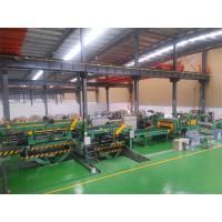 Buy cheap Electric Control Cut To Length Line With PLC Contolled 28 Tons from wholesalers