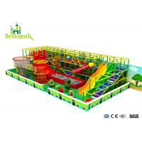 Buy cheap Customized Size Kids Indoor Playground Devil Slide For Shopping Mall from wholesalers