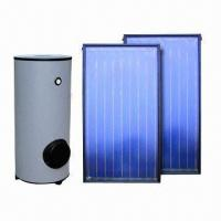 Buy cheap 200L Solar Heating System with Stainless Steel Inner Tank and Flat Plate Collector  from wholesalers