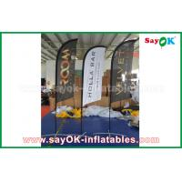 Buy cheap Portable Inflatable Air Knife Flag Folding Tent For Promotion / Advertising product