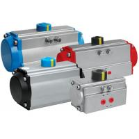 Buy cheap Fast Speed Rack And Pinion Pneumatic Actuator Double Acting For Ball Valve from wholesalers