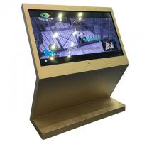 Buy cheap 55'' windows landscape model digital signage display touch screen kiosk for shopping mall from wholesalers