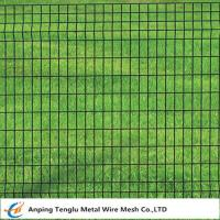 Buy cheap Euro Fence|Welded Wire Mesh Fencing 50x50mm by PVC Coated Wire from wholesalers