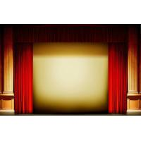 Buy cheap Stage Curtain, Charpie or Satin Fabric, Single/Various Remote Control Ways from wholesalers