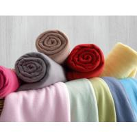 Buy cheap 100% Polyester Polar Fleece Printed Blanket from wholesalers