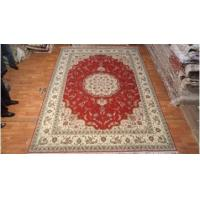 Buy cheap Wool - Silk Mixed Persian handknotted Carpet and Rug YL Brand from wholesalers