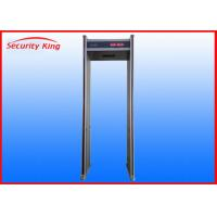 Buy cheap Walk Through Metal Detector Body Scanner XST-F24 With Password Management from wholesalers