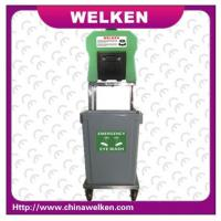 Buy cheap CE and ANSI Standard, China WELKEN, New Style Handcart Portable Eyewash from wholesalers