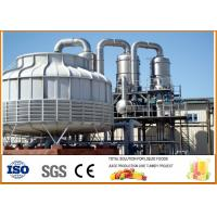 Buy cheap SS304 900-1000 T/day Tomato Paste Processing Line 1291.6kw  Power product