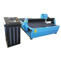 Buy cheap table type cnc plasma cutting machine with under water cutting plasma and flame cutting from wholesalers