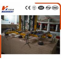 Buy cheap HMI Control 8x10 3200T Lamination Line For MDF Board / Furniture Board from wholesalers