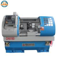 Buy cheap Trade Assurance Supplier horizontal hot sale mini cnc lathes CK6150A from wholesalers