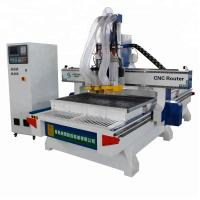 Buy cheap Multifunction C And C Wood Cutting Machine With Japan Yaskawa Servo System from wholesalers