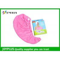 Buy cheap Various Colors Hair Drying Towel Wrap , Quick Dry Hair Towels 250GSMg from wholesalers