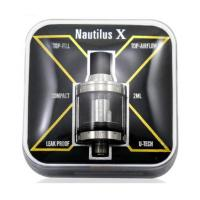 Buy cheap Aspire Nautilus X Tank 2ml Capacity Top Refilling with Coil System Nautilus X Atomizer VS Aspire Cleito RTA Tank from wholesalers