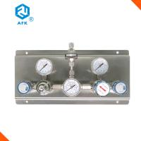 Buy cheap WL300-2 Nitrogen Control Panel With Semi Automatic Changeover Switch from wholesalers