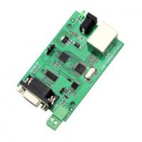 Buy cheap RS232 RS485 Serial to TCP/IP Module Ethernet Converter from wholesalers
