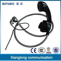 Buy cheap with noise canceling function telephone handset A01 from wholesalers