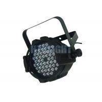 Buy cheap 54 X 3 Watt RGBW LED Theatre Spot Lights With Long Lifespan 50000hrs from wholesalers
