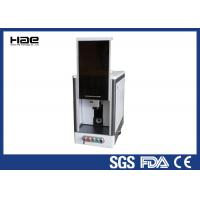 Buy cheap Non Metal / Metal YAG Laser Marking Machine , 355 nm 5W Industrial Marking Machine from wholesalers