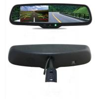 Buy cheap Auto Dimming Car Rear View Mirror Monitor 8 Languages OSD Control EV-432RV-01 from wholesalers