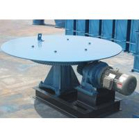 Buy cheap 2.2Kw Mineral Processing Equipment 1000MM Dia Disk Feeder Overload Protection KR1000 from wholesalers