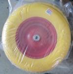 Buy cheap Lauching Wheel Flat Free PU Foam Wheel 300-4 Lauching Trolley Wheel Flat Free PU Foam from wholesalers