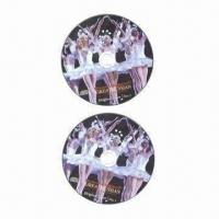 Buy cheap CD/DVD Replication with Full Color Printing Cver from wholesalers