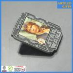 Buy cheap Movie souvenir gift enamel logo Star War metal lapel pins from wholesalers
