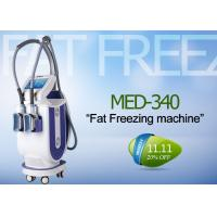 Buy cheap Safety Cryolipolysis Fat Freeze Slimming Machine For Cellulite Reduction / Weight Loss product