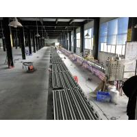 Buy cheap Automatic Gypsum Cornice Production Line With PLC Centralized Control from wholesalers