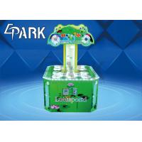 Buy cheap Hit Frog 2 Players Redemption Game Machine 2 Players Kids Hammer Game Machine product