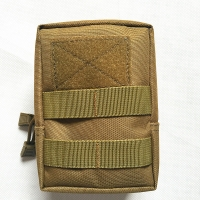 Buy cheap Tactical Pouches Compact Utility EDC Waist Bag Pack Small Gear Gadget Organizer for Backpack or Vest from wholesalers