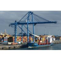 Buy cheap Ship To Shore Port Container Crane Strong With Lifting Winch And PLC Control System from wholesalers