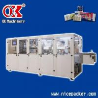 Buy cheap Facial Tissue Bundling Packing Machine OK-902 from wholesalers