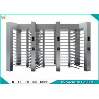 Buy cheap Prison Full Height Turnstiles With Unique Two Way Reversal Prevention Function from wholesalers