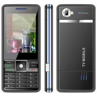 Buy cheap X1000 Quadband TV Mobile Phone With Dual Camera product