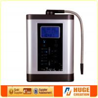Buy cheap Industrial Alkaline Water Ionizer , Titanium Platinum Alloy Electrodes from wholesalers