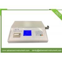 Buy cheap ASTM D4294 XRF Diesel Fuel Oil Surfur Content Analyzer Testing Equipment from wholesalers