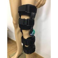 Buy cheap KN -07 Telescope Orthotic Knee Brace Black Color Post Op OEM ODM Service from wholesalers
