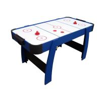 Buy cheap Wood 60 Inch Air Hockey Table , Color Graphics Family Ice Hockey Table from wholesalers