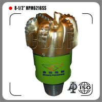 """Buy cheap 8 1/2"""" pdc cutter drill bit for sale and oil drilling bit from wholesalers"""