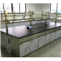 Buy cheap Commercial Stainless Steel Biology Lab Furniture / Workbench With Drawers Clean Workshop Use from wholesalers